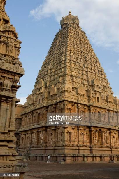 Brihadeeswarar temple Tanjore Tamil Nadu India