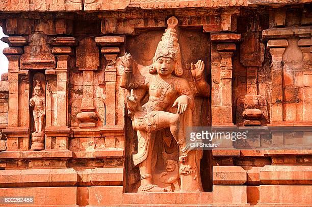 Brihadeeswarar Temple, Thanjavur, India, the world heritage sites.