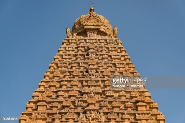 Brihadishwara Temple, Thanjavur, (Tanjore,) Tamil Nadu, India