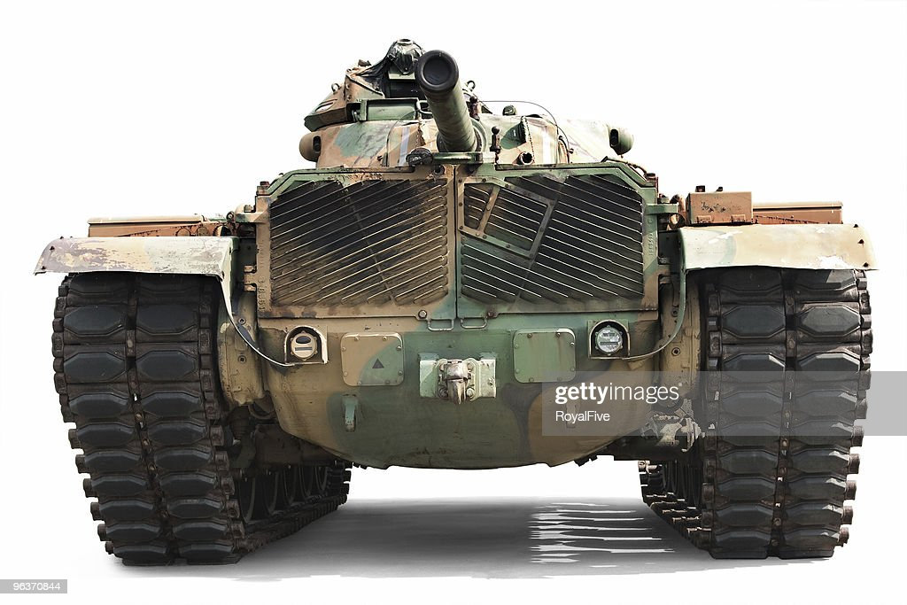 Bring in a Tank : Stock Photo
