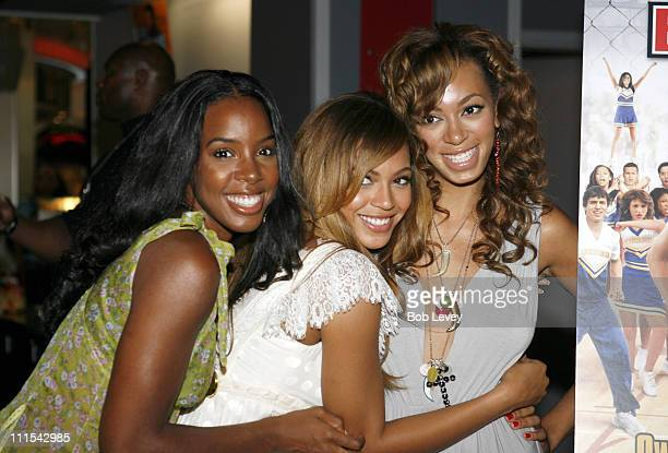 All or Nothing star Solange KnowlesSmith is joined by close friend and Grammy Awardwinning artist Kelly Rowland and her Grammy Awardwinning sister...