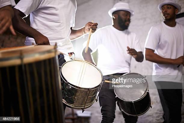 Donner vie au Brésil avec ses rythmes