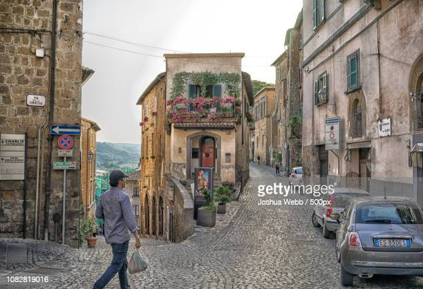 Bringing Home the Bacon in Orvieto, Italy