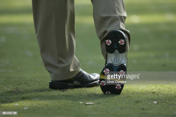 Briny Baird during the first round of THE PLAYERS Championship held on THE PLAYERS Stadium Course at TPC Sawgrass in Ponte Vedra Beach Florida on May...