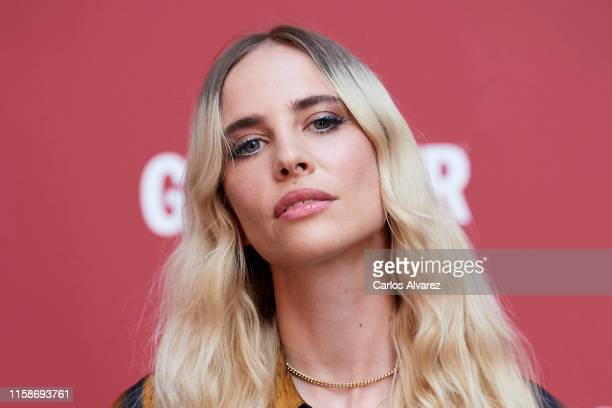 Brisa Fenoy attends 'Glamour' dinner honouring Chiara Ferragni at AC Santo Mauro Hotel on June 27 2019 in Madrid Spain