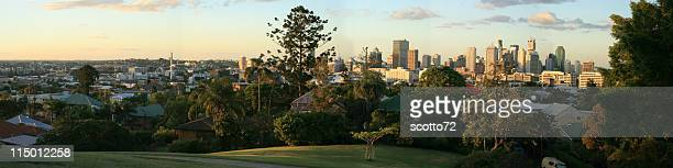 brisbane city - suburban stock pictures, royalty-free photos & images