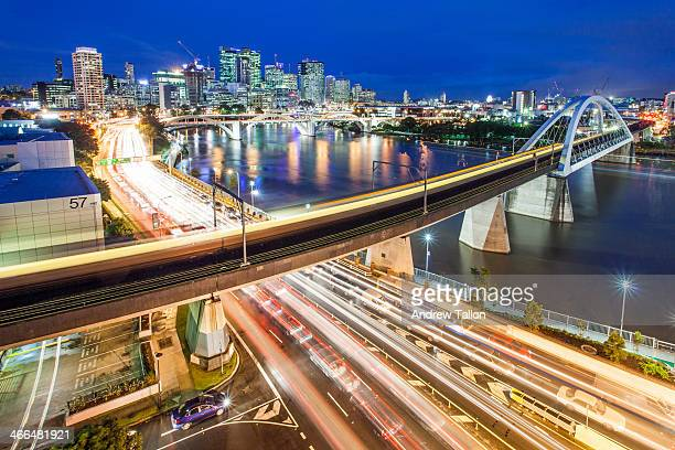 Brisbane City Traffic