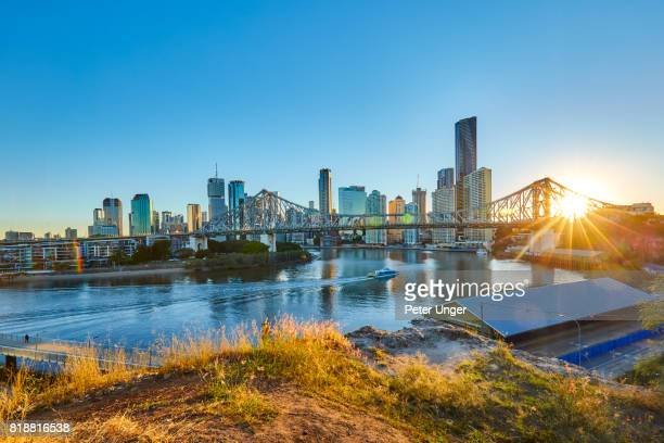 brisbane city,queensland,australia - brisbane stock pictures, royalty-free photos & images