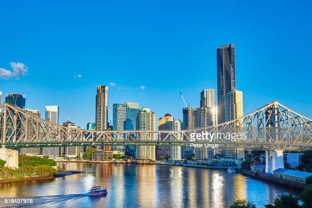 brisbane city,queensland,australia - brisbane stock pictures, royalty-free photos & images