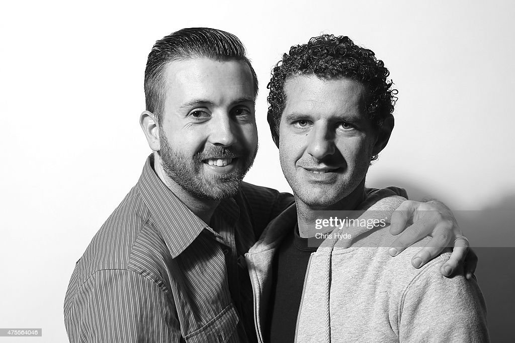 Brisbane couple Michael James, 28, and Anthony Gillespie, 32, pose during a portrait session on June 1, 2015 in Brisbane, Australia. Anthony and Michael have been together 11 years and have been raising a child togther for 4 years. Michael is co owner of a hospitality company and Anthony is a nurse. They were the first male couple to sign up for civil union in Queensland. 'Marrige equality to me will mean solidifiing a relationship we have had for over a decade and give me the opportuunity to experience the same right as my siblings and parents' Michael said. Michael is starting a campaign aiming to raise over $100,000 to produce a marrige equality advertisiment to put on prime time tv. and supporters same-sex marriage. 'It's about time obviously, we are waiting to get married' Anthony said. The marriage equality debate in Australia has reignited on the back of Ireland's referendum legalising same-sex marriage last week. Recent polls suggest public support for gay marriage in Australia is at an all-time high of 72%.