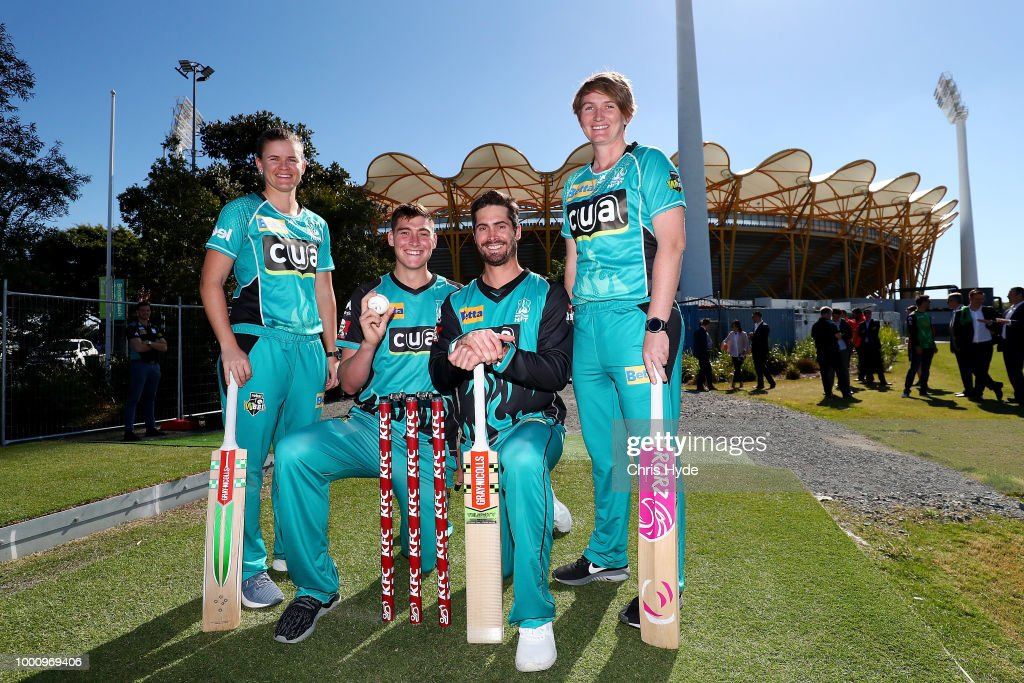 Big Bash League Fixture Announcement