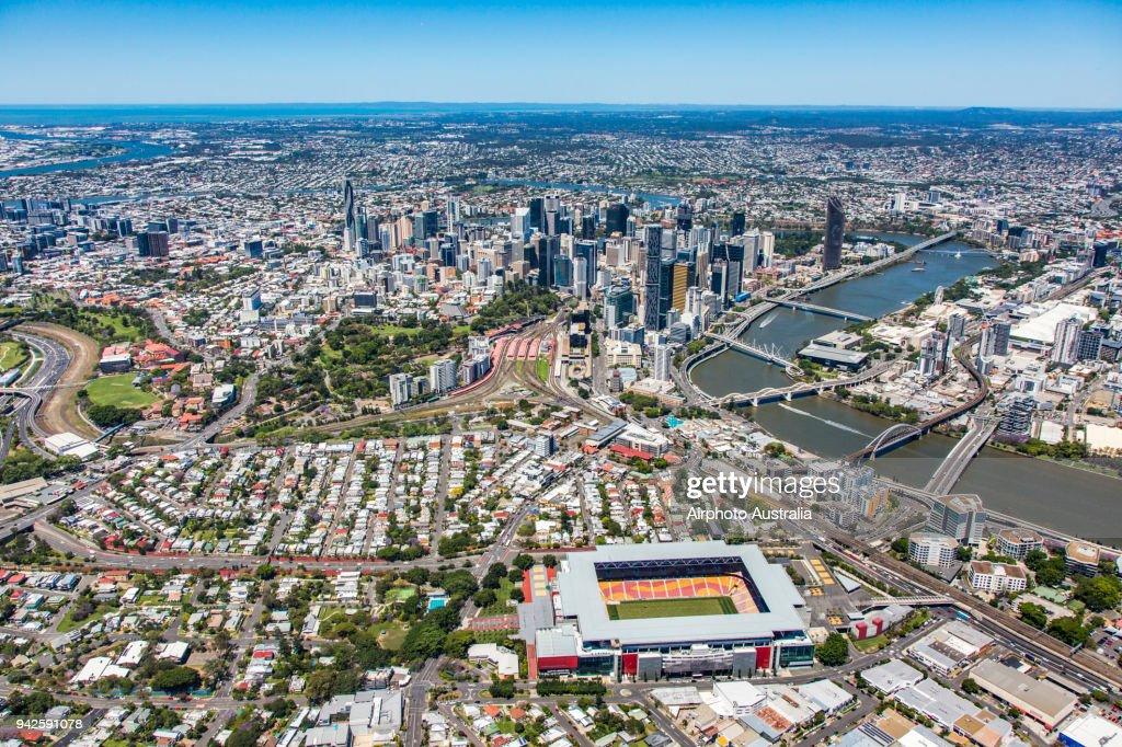 Brisbane : Stock Photo