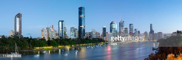 brisbane, queensland, australia - brisbane stock pictures, royalty-free photos & images