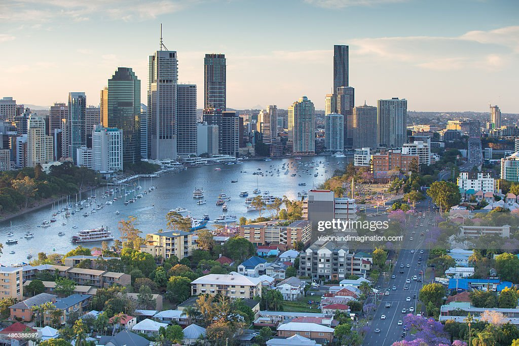 Brisbane Riverfire : Stock Photo