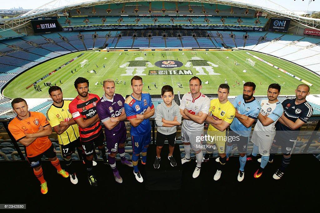 2016/17 A-League Season Launch : News Photo