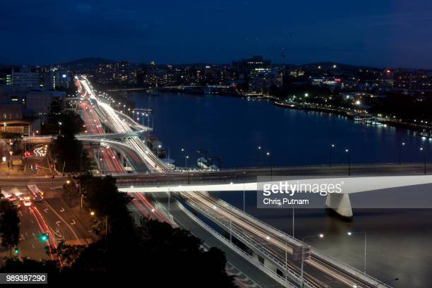 brisbane rush our traffic - chris putnam stock pictures, royalty-free photos & images