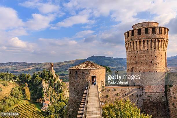 Brisighella, Rocca Manfrediana - Emilia Romagna, Italy