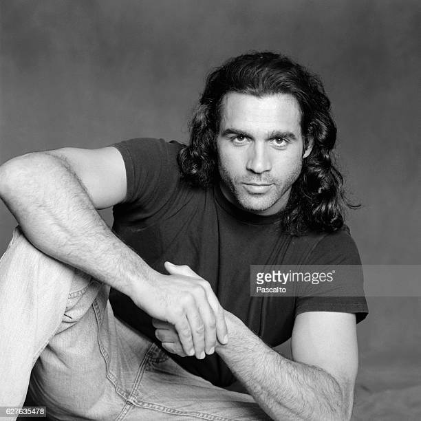 Bristish Actor Adrian Paul