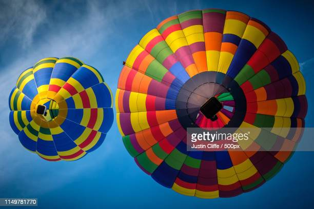 bristol balloon fiesta - justin cliffe stock pictures, royalty-free photos & images