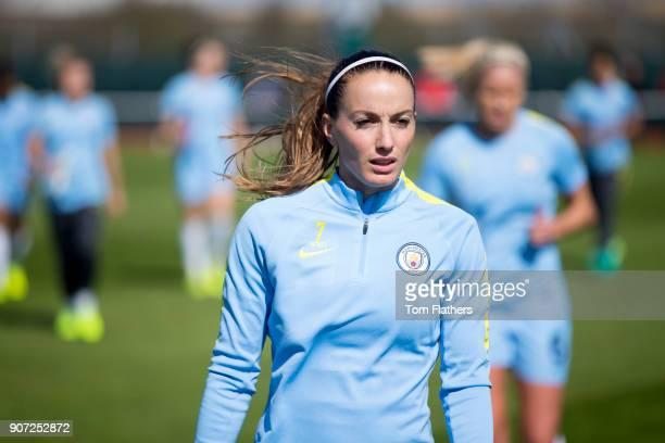 Bristol City Women v Manchester City Women Womens FA Cup Fifth Round Stoke Gifford Stadium Manchester City's Kosavare Asllani