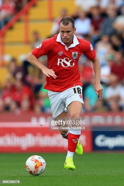 Bristol City's Aaron Wilbraham