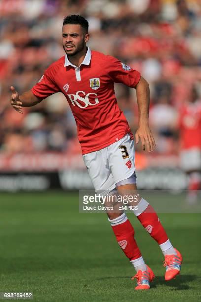 Bristol City's Derrick Williams