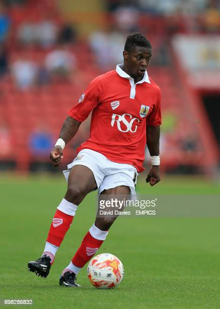 Bristol City's Kieran Agard