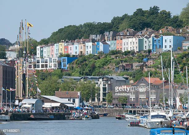 bristol docks - bristol england stock pictures, royalty-free photos & images