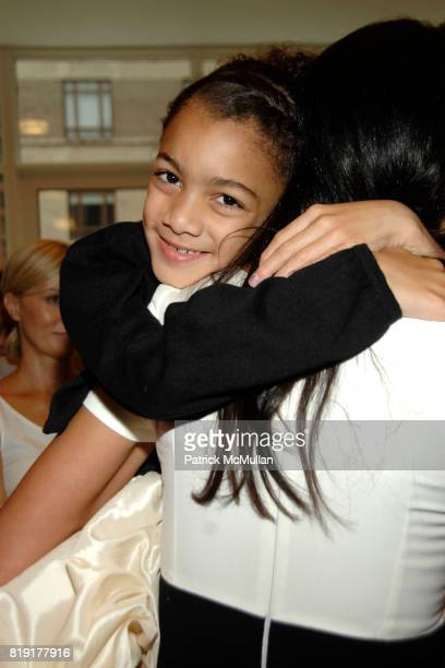 Bristol FalesHill attend Susan FalesHill's ONE FLIGHT UP Book Launch Party at 15 Central Park West on July 21st 2010 in New York City