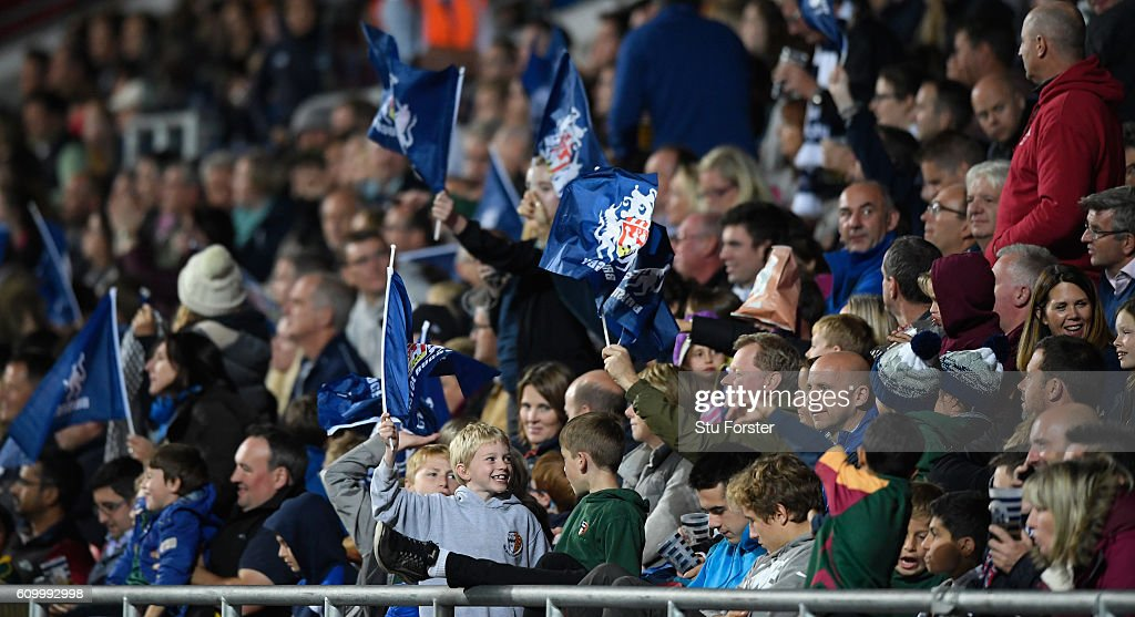 Bristol Rugby v Exeter Chiefs - Aviva Premiership : News Photo