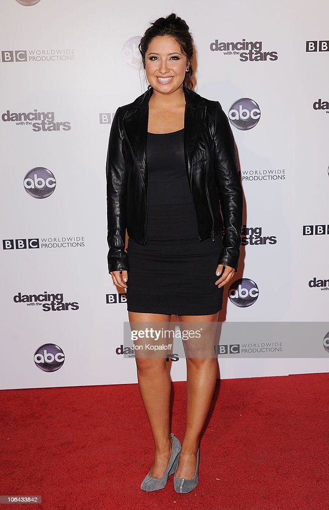 """Dancing With The Stars"" 200th Episode  - Red Carpet Arrivals"