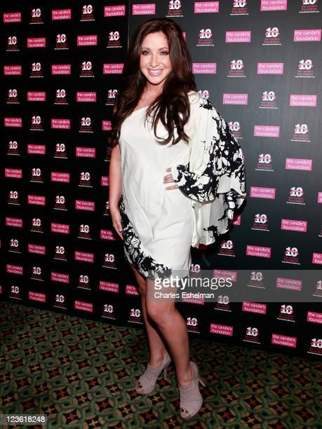 Bristol Palin attends the Candie's Foundation 2011 event to prevent benefit gala at Cipriani 42nd Street on May 3 2011 in New York City