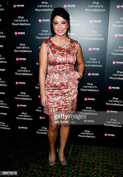 Bristol Palin attends The Candie's Foundation Event To Prevent at Cipriani 42nd Street on May 5 2010 in New York City