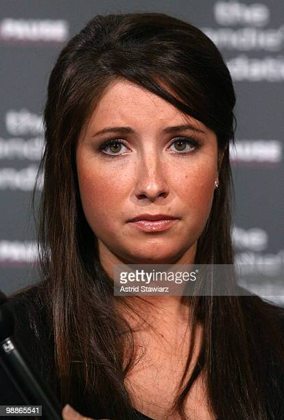 Bristol Palin attends' The Harsh Truth Teen Moms Tell All' Town Hall Meeting sposored by The Candie's Foundation at Lighthouse International...