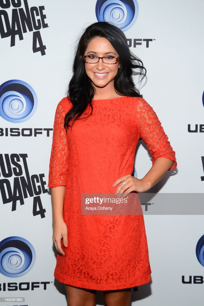 Bristol Palin attends The Launch Of Just Dance 4 presented by Ubisoft at Lexington Social House on October 2, 2012 in Hollywood, California.
