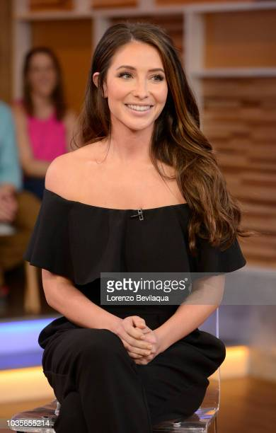 AMERICA Bristol Palin is a guest on Good Morning America Tuesday September 18 2018 on Walt Disney Television via Getty Images BRISTOL