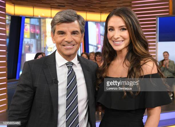 AMERICA Bristol Palin is a guest on Good Morning America Tuesday September 18 2018 on Walt Disney Television via Getty Images GEORGE