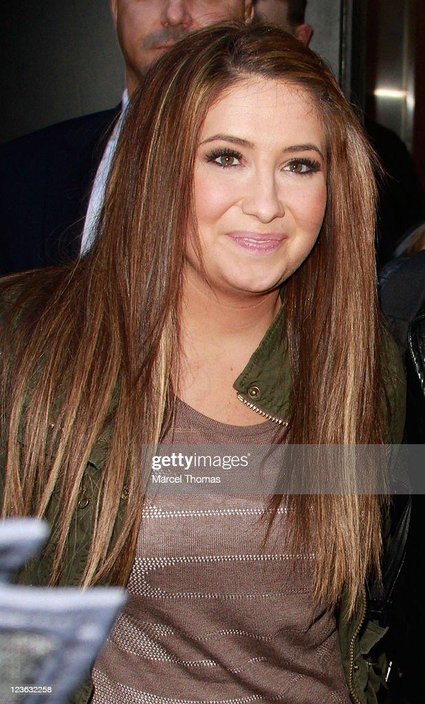 Celebrity Sightings In New York - November 24, 2010 : News Photo