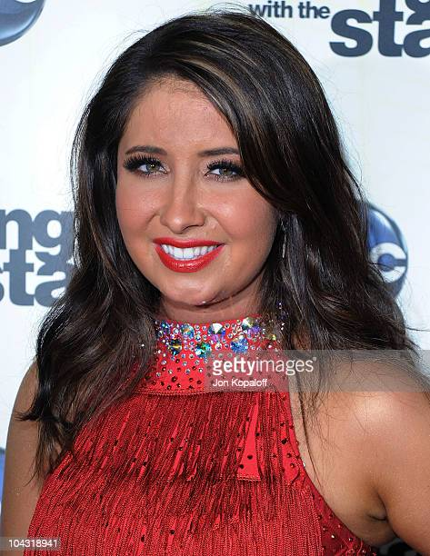 Bristol Palin poses at Dancing With The Stars Season Premiere at CBS Studios on September 20 2010 in Los Angeles California