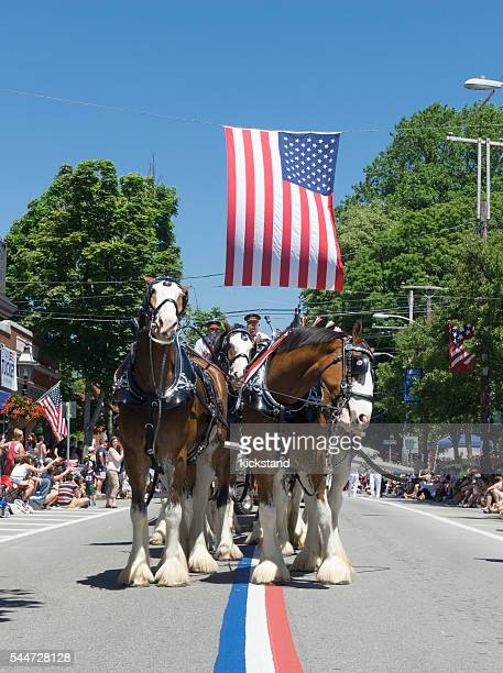 Bristol Rhode Island 4th of July Parade