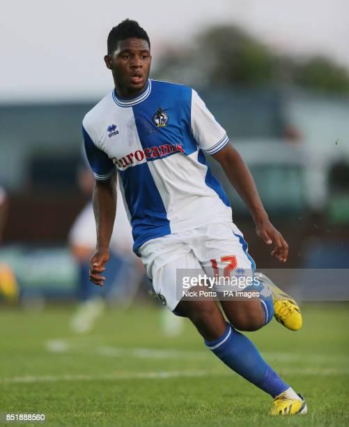 Bristol Rovers' Ellis Harrison