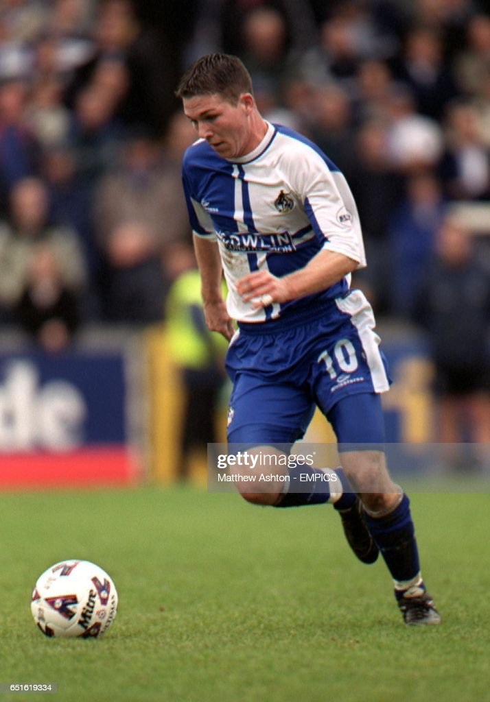 Bristol Rovers' Kevin Gall News Photo - Getty Images