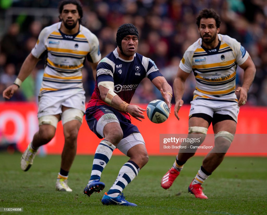 Bristol Bears v Worcester Warriors - Gallagher Premiership Rugby : News Photo