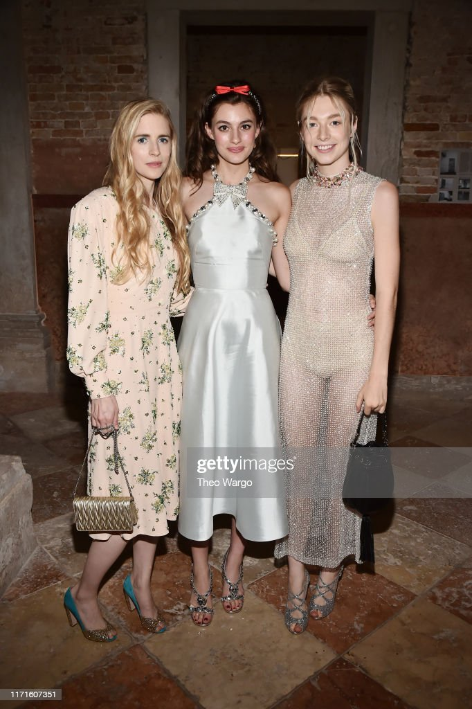 Miu Miu Women's Tales Dinner during 2019 Venice Film Festival : News Photo