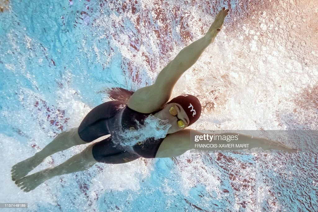 SWIM-WORLD-WOMEN-2019 : News Photo