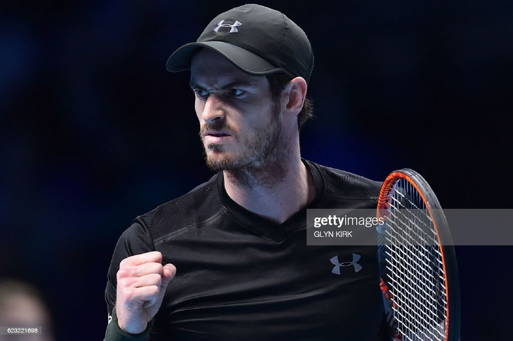 Day Two - Barclays ATP World Tour Finals