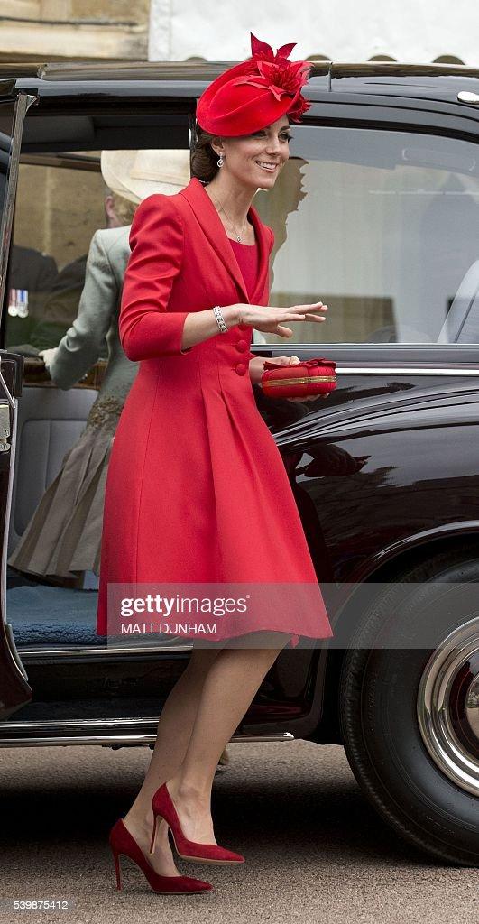 Britain-Royals : News Photo