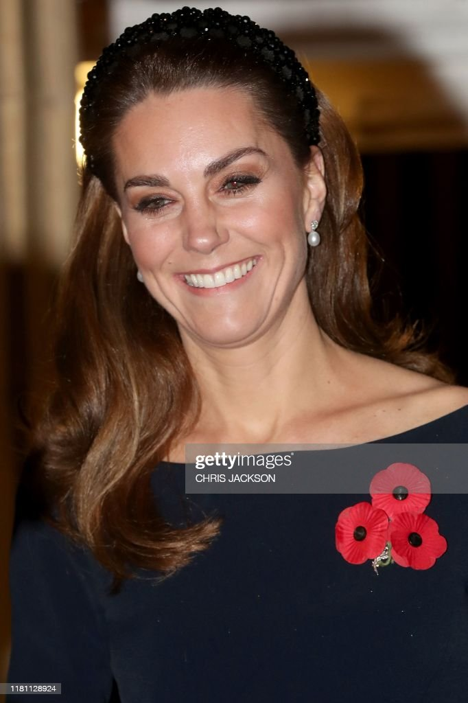 BRITAIN-ROYALS-WAR-REMEMBRANCE-HISTORY : News Photo