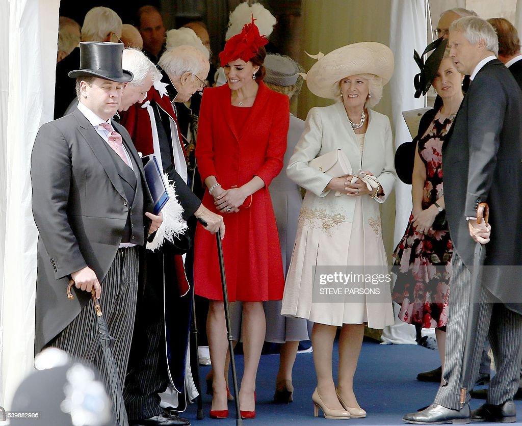 ROYALS-BRITAIN : News Photo