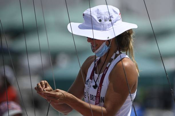 JPN: Sailing - Olympics: Day 11
